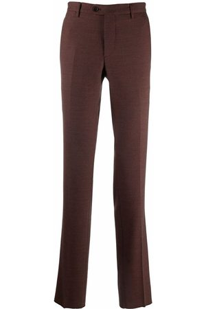 Etro Tailored wool-blend trousers