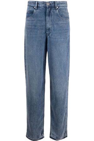 Isabel Marant Étoile Washed boyfriend jeans
