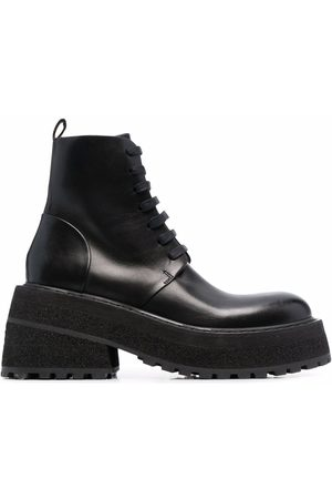 Marsèll Lug-sole ankle boots