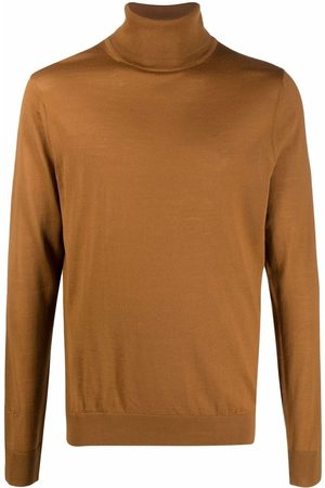 Paul Smith Roll-neck fitted jumper