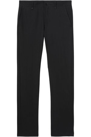 Burberry Tailored wool-blend trousers