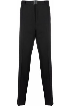 Givenchy Belted wool tailored trousers
