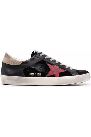 Golden Goose Superstar low-top lace-up sneakers