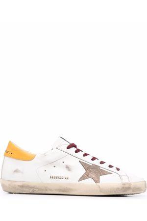 Golden Goose Super-Star distressed sneakers
