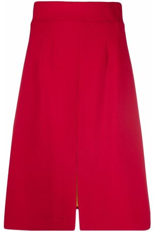 Dolce & Gabbana High-waisted slit skirt