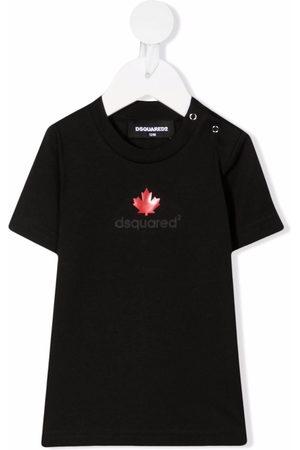 Dsquared2 T-shirts - Logo-print cotton T-shirt