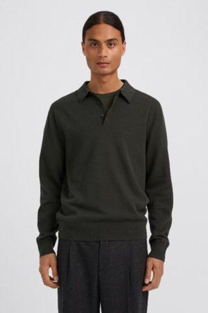 Filippa K Knitted Polo Shirt