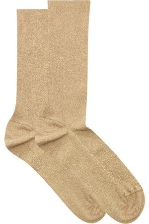 Doré Doré Spa Cotton-blend Socks - Mens