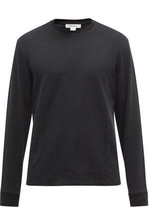 Frame Men Long Sleeve - Long-sleeved Cotton-jersey T-shirt - Mens