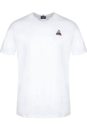 Le Coq Sportif Essentials N3 Short Sleeve T-shirt L New Optical