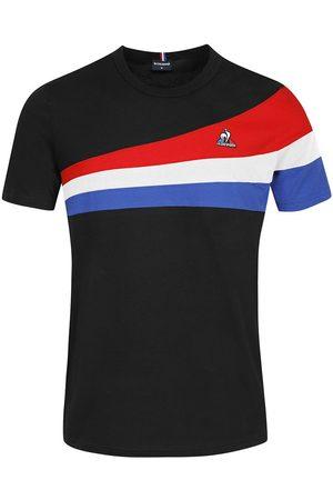 Le Coq Sportif Tri N°1 Short Sleeve T-shirt L