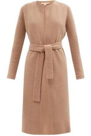 BROCK COLLECTION Tiberia Belted Wool-blend Cardigan - Womens