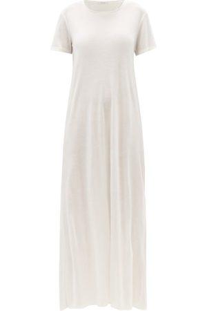 The Row Cetya Tencel-blend Jersey T-shirt Dress - Womens