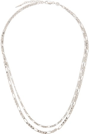 Missoma Filia sterling chain necklace