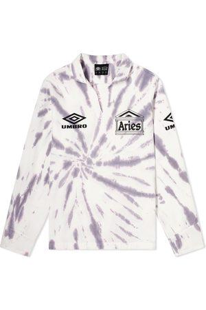 Aries X Umbro Tie Dye Pro 64 Pullover Sweat