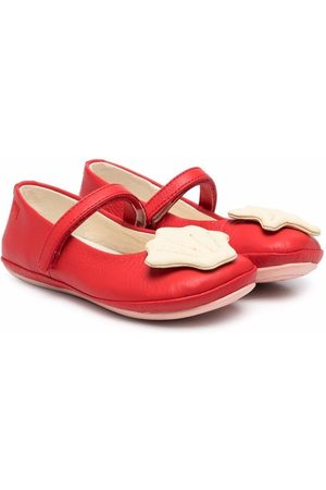 Camper Starfish-detail ballerina shoes