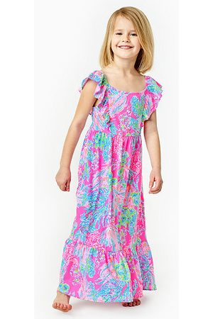 Lilly Pulitzer Girls Vienna Maxi Dress