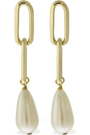 ROSANTICA Women Earrings - Promessa Imitation Pearl Drop Earrings