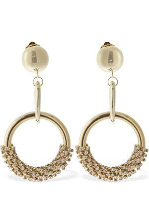 ROSANTICA Women Earrings - Circo Crystal Pendant Earrings