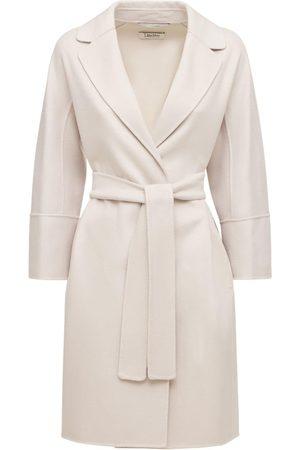 Max Mara Arona Wool Belted Coat