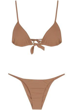 Piu Lila bikini set - Neutrals