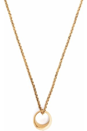 Dsquared2 Ring pendant necklace
