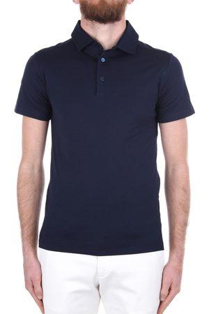 Cruciani Short sleeves Men Cotone/elastene