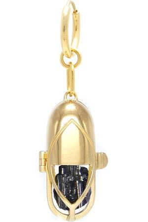 Capsule Eleven Capsule crystal hoop earring
