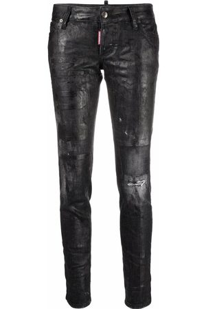Dsquared2 Jennifer worn-effect jeans