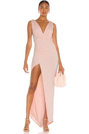 Katie May Sugar Stick Gown in Blush.