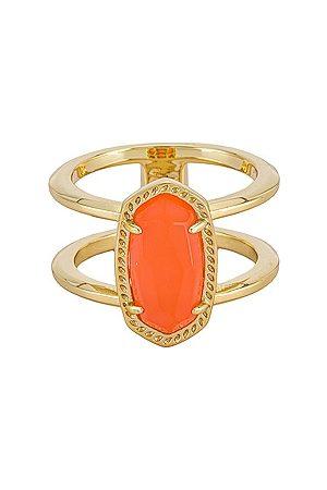 Kendra Scott Women Rings - Elyse Ring in Metallic .