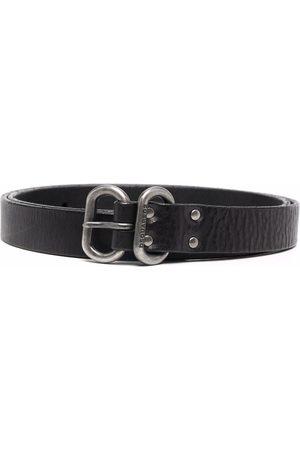 Dsquared2 Men Belts - Leather buckle belt