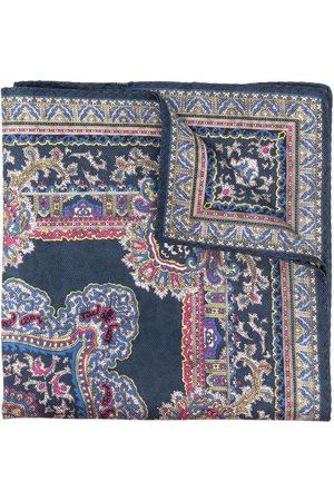 Etro Baroque-print scarf
