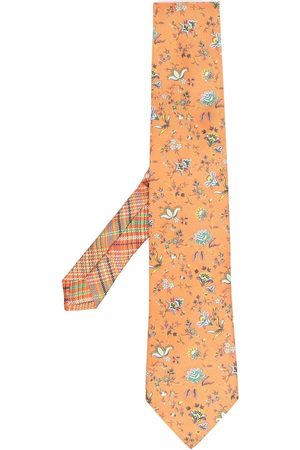 ETRO Floral-print tie