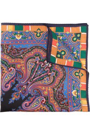 Etro Men Scarves - Paisley-print scarf