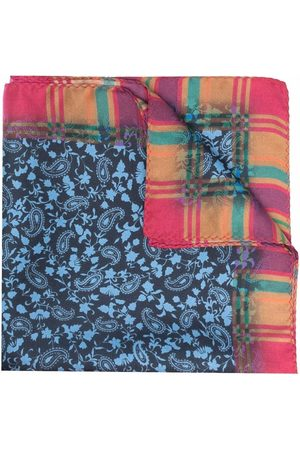 Etro All-over paisley print scarf