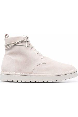 Marsèll Sancrispa lace-up boots - Grey