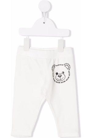 Moschino Sports Pants - Logo tracksuit bottoms