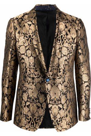 Etro Tailored jacquard jacket