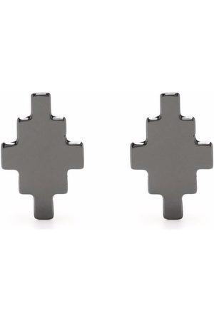 MARCELO BURLON Cross stud earrings