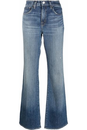 NILI LOTAN Women Flares - Flared denim jeans