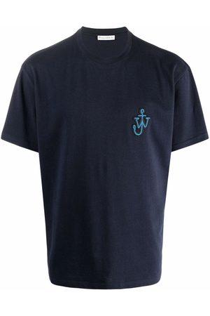 J.W.Anderson Anchor patch cotton T-shirt