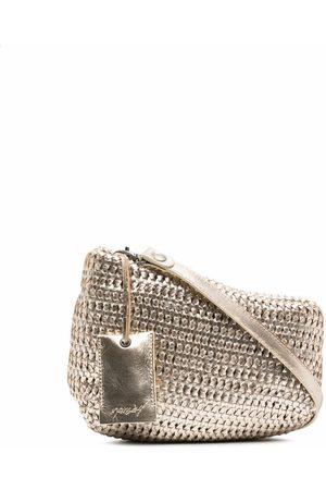 Marsèll Fantasmino metallic clutch bag