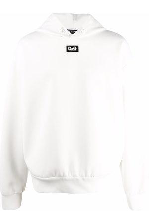 Dolce & Gabbana Logo-patch hoodie