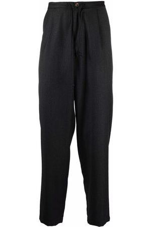 Société Anonyme Men Formal Pants - Tailored wool trousers - Grey