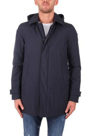 HERNO Men Rainwear - Raincoats Men Poliestere