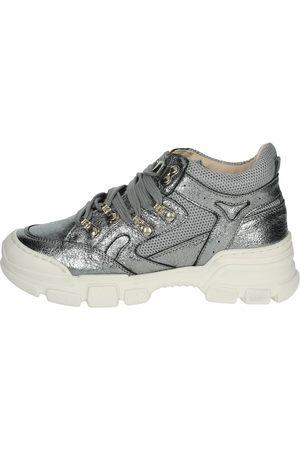 Florens Sneakers Girls Steel Pelle