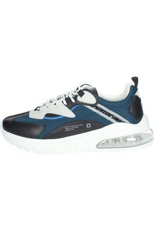 D.A.T.E. Sneakers Men Pelle/nylon