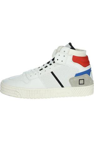 D.A.T.E. Sneakers Men Pelle/camoscio