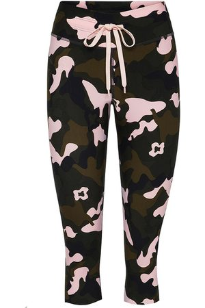 The Upside Forest Camo NYC Leggings